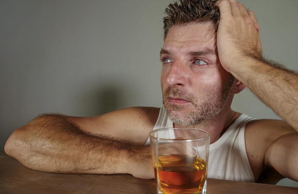 Хронический алкоголизм фото Клиника Равновесие