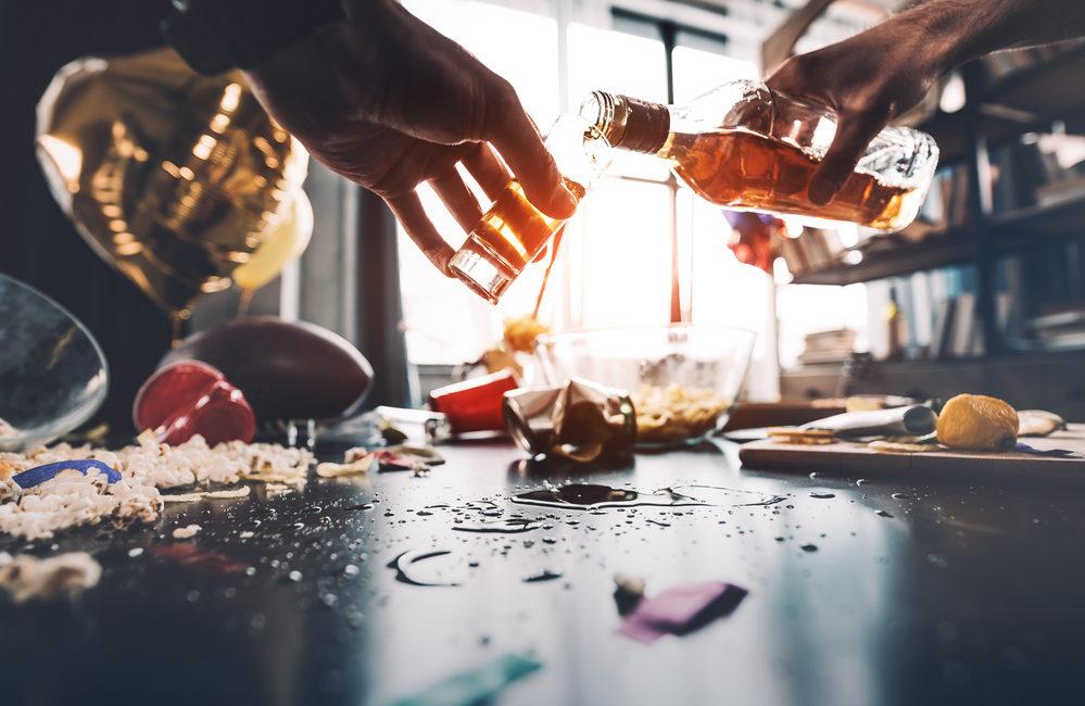 алкоголизм без ведома больного